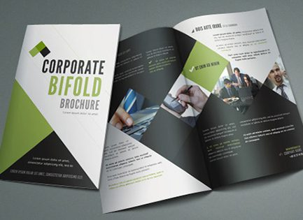 Page Brochure Yelommyphonecompanyco - 4 page brochure template